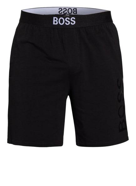 BOSS Lounge-Shorts IDENTITY, Farbe: SCHWARZ (Bild 1)