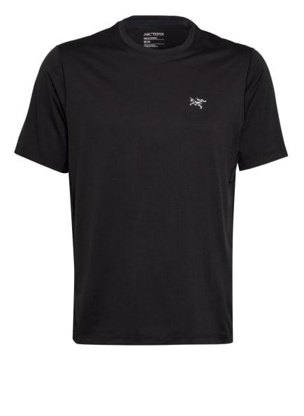 ARC'TERYX T-Shirt CORMAC, Farbe: SCHWARZ (Bild 1)