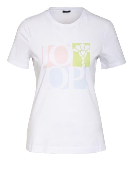 JOOP! T-Shirt TAMI, Farbe: WEISS/ GRÜN/ BLAU (Bild 1)