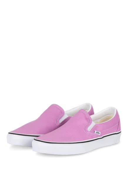 VANS Slip-on-Sneaker CLASSIC SLIP ON , Farbe: HELLLILA (Bild 1)