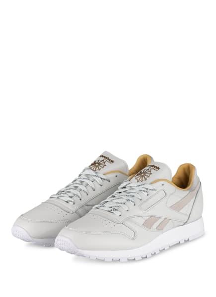 Reebok CLASSIC Sneaker CLASSIC LEATHER, Farbe: CREME (Bild 1)