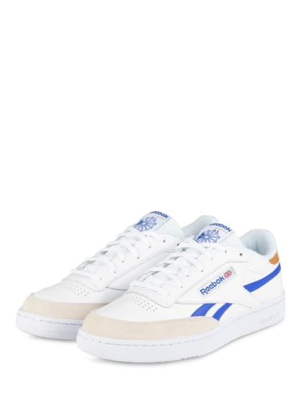 Reebok CLASSIC Sneaker CLUB C REVENGE, Farbe: WEISS/ CREME (Bild 1)