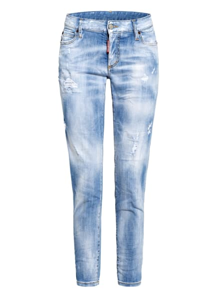 DSQUARED2 Destroyed Jeans JENNIFER , Farbe: 470 (Bild 1)