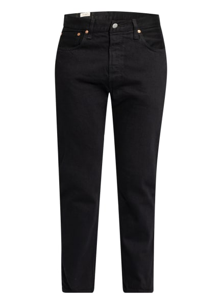 Levi's® Jeans 501 Straight Fit, Farbe: 65 Blacks (Bild 1)