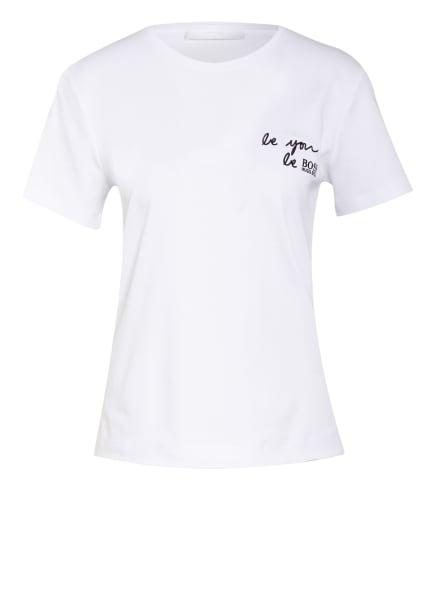 BOSS T-Shirt EYOU, Farbe: WEISS (Bild 1)
