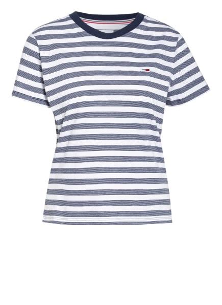 TOMMY JEANS T-Shirt, Farbe: WEISS/ BLAU (Bild 1)
