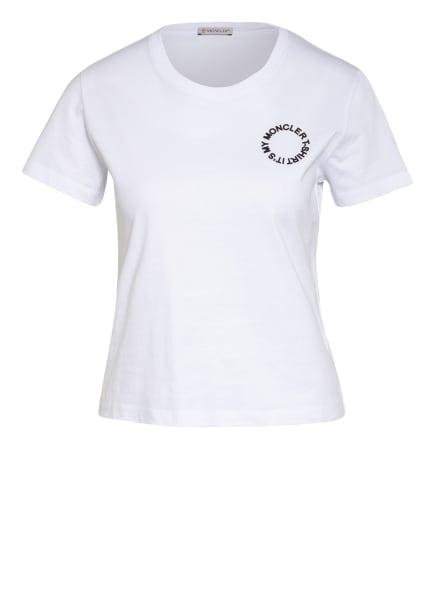 MONCLER T-Shirt, Farbe: WEISS (Bild 1)
