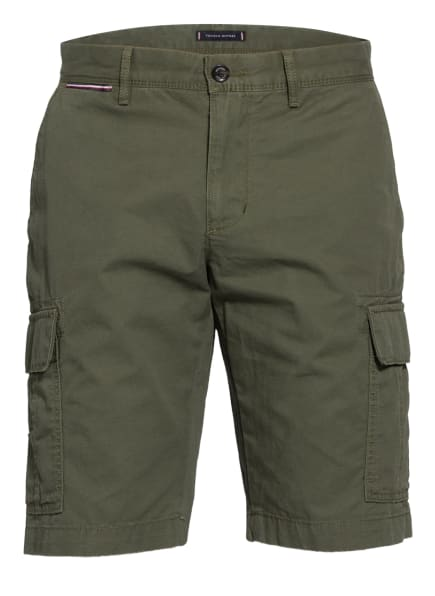 TOMMY HILFIGER Cargo-Shorts JOHN, Farbe: KHAKI (Bild 1)