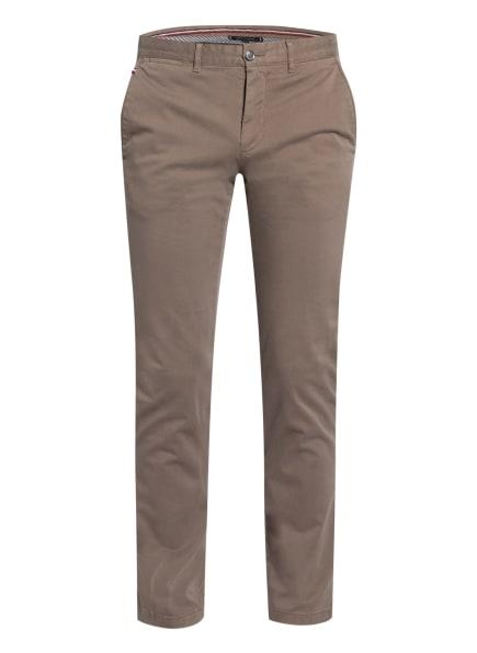 TOMMY HILFIGER Chino BLEECKER Slim Fit, Farbe: DUNKELBRAUN (Bild 1)