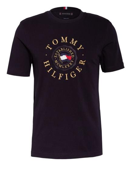 TOMMY HILFIGER T-Shirt ICON COIN, Farbe: DUNKELBLAU (Bild 1)