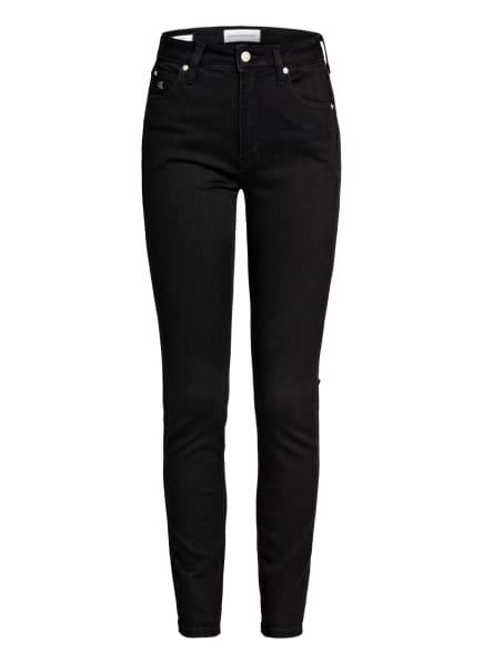 Calvin Klein Jeans Skinny Jeans, Farbe: 1BY ZZ003 BLACK (Bild 1)