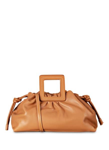 STAUD Handtasche SHIRLEY CARRYALL, Farbe: COGNAC (Bild 1)