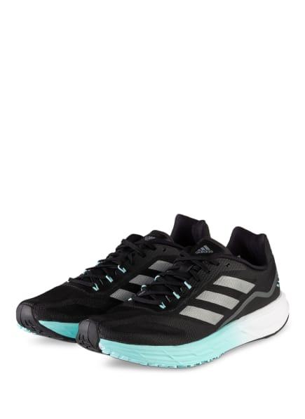 adidas Laufschuhe SL20, Farbe: SCHWARZ/ GRAU (Bild 1)