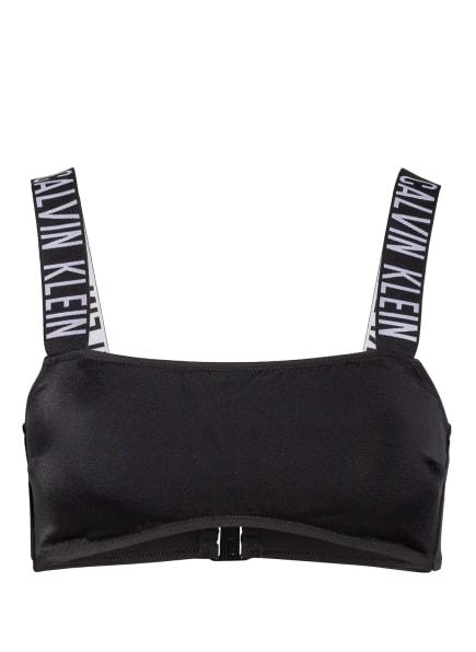 Calvin Klein Bandeau-Bikini-Top , Farbe: SCHWARZ (Bild 1)