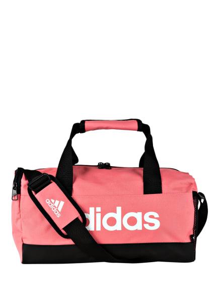 adidas Sporttasche LINEAR DUF XS, Farbe: ROSA/ SCHWARZ/ WEISS (Bild 1)