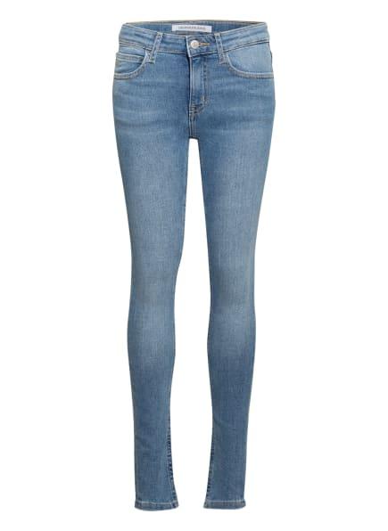 Calvin Klein Jeans Super Skinny Fit, Farbe: BLAU (Bild 1)
