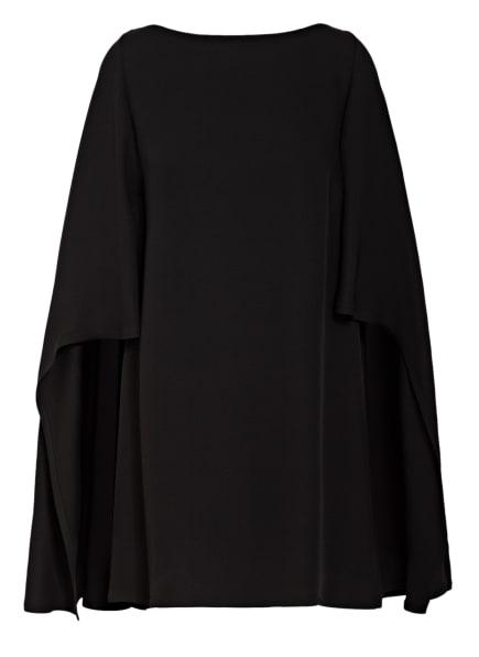 VALENTINO Seidenkleid , Farbe: SCHWARZ (Bild 1)