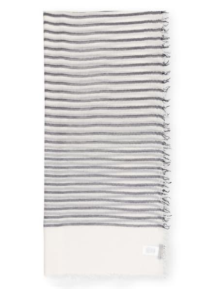 POLO RALPH LAUREN Schal , Farbe: WEISS/ BLAU (Bild 1)