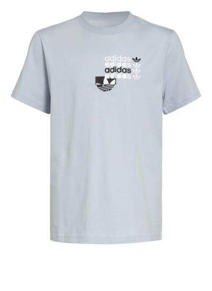 adidas Originals T-Shirt, Farbe: HELLBLAU (Bild 1)