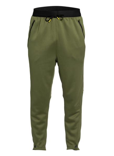 adidas Trainingshose STU TECH, Farbe: OLIV (Bild 1)