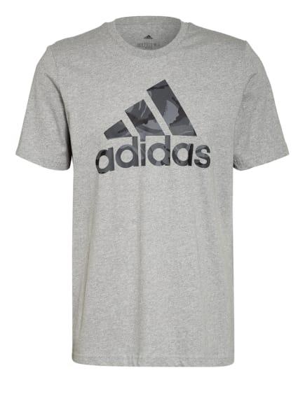 adidas T-Shirt , Farbe: GRAU (Bild 1)