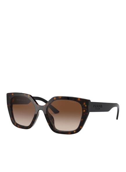 PRADA Sonnenbrille PR 24XS, Farbe: 2AU6S1 - HAVANA/ BRAUN VERLAUF (Bild 1)