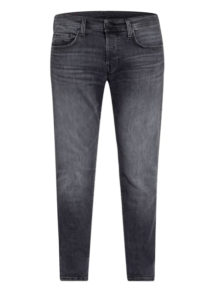 TRUE RELIGION Jeans MARCO Relaxed Taper Fit , Farbe: 1001 BLACK (Bild 1)