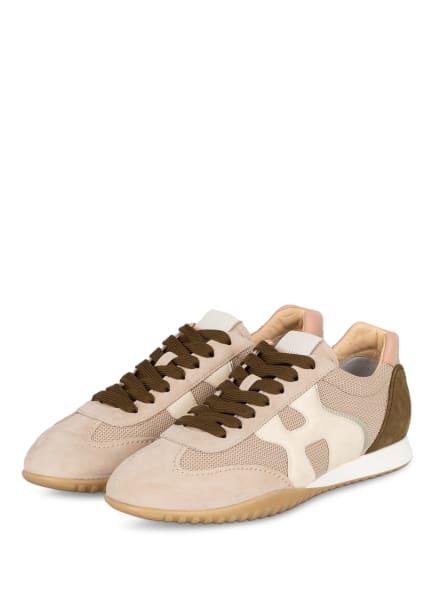 HOGAN Sneaker OLYMPIA , Farbe: BEIGE (Bild 1)