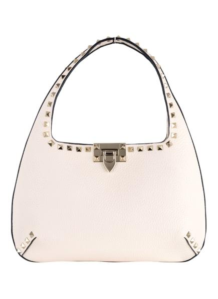 VALENTINO GARAVANI Handtasche ROCKSTUD, Farbe: CREME (Bild 1)