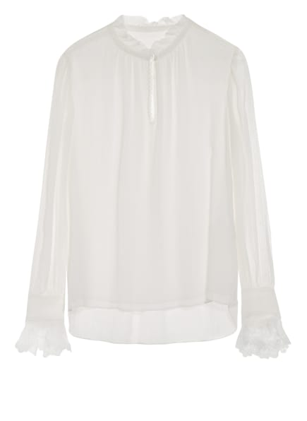 RIANI Blusenshirt aus Seide , Farbe: ECRU (Bild 1)