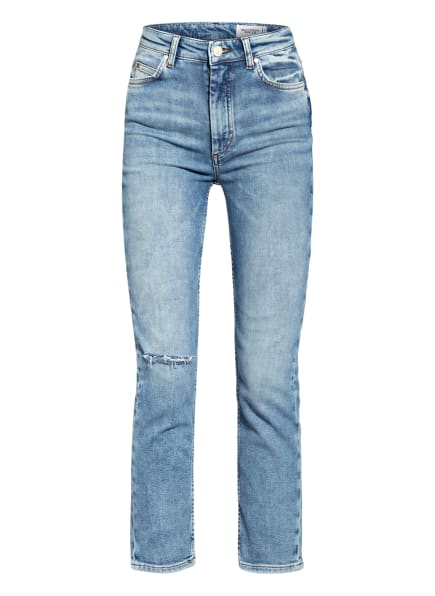 Marc O'Polo DENIM 7/8-Jeans, Farbe: P22 multi/reddish light blue (Bild 1)