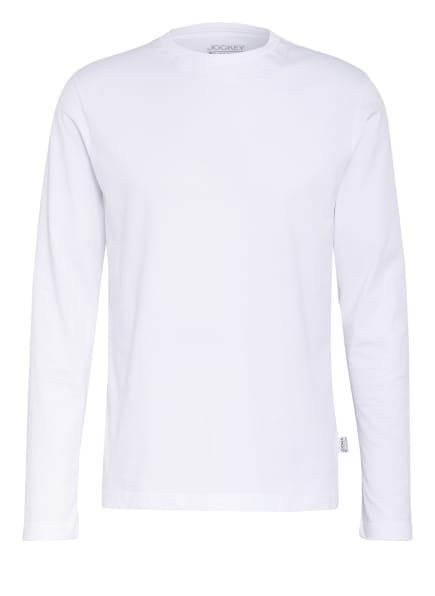 JOCKEY Lounge-Shirt, Farbe: WEISS (Bild 1)