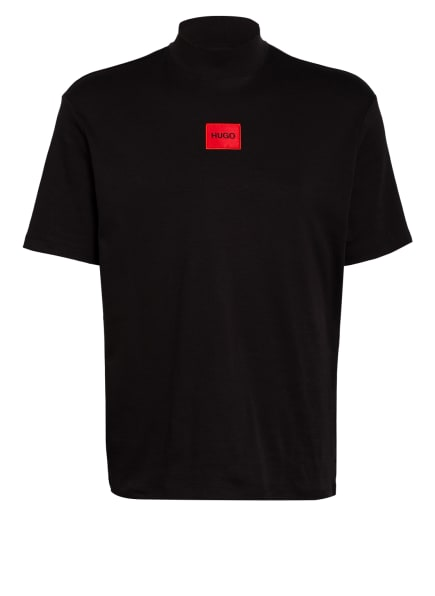 HUGO T-Shirt DABAGARI, Farbe: SCHWARZ (Bild 1)