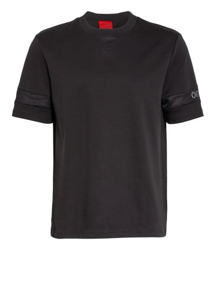 HUGO T-Shirt DASHIMI, Farbe: SCHWARZ (Bild 1)