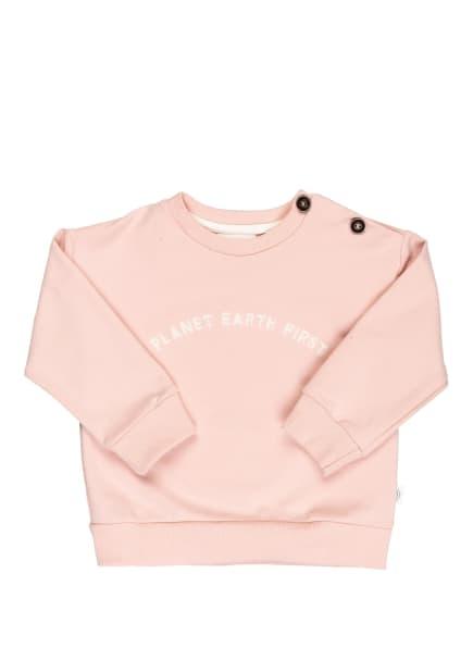 Sanetta PURE Sweatshirt , Farbe: ROSÉ (Bild 1)