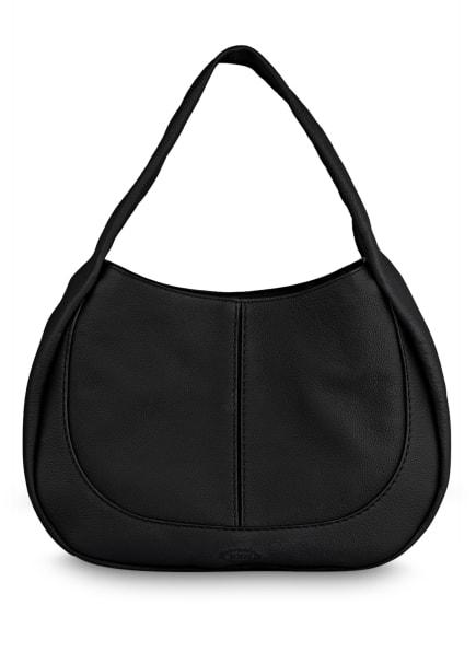 TOD'S Hobo-Bag SHIRT MEDIUM, Farbe: SCHWARZ (Bild 1)