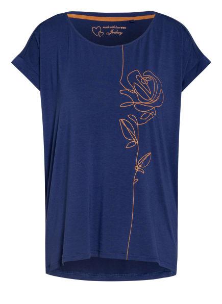 JOCKEY Lounge-Shirt , Farbe: BLAU (Bild 1)