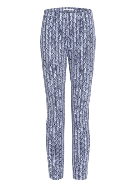 RAFFAELLO ROSSI Leggings PENNY, Farbe: BLAU/ HELLBLAU/ WEISS (Bild 1)