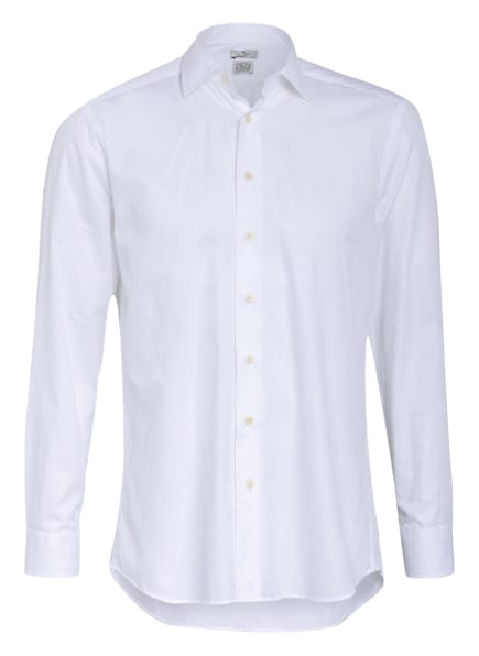 ETRO Jacquard-Hemd Slim Fit, Farbe: WEISS (Bild 1)