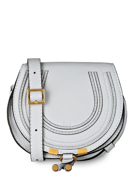 Chloé Umhängetasche MARCIE SMALL , Farbe: 4E7 LIGHT CLOUD (Bild 1)