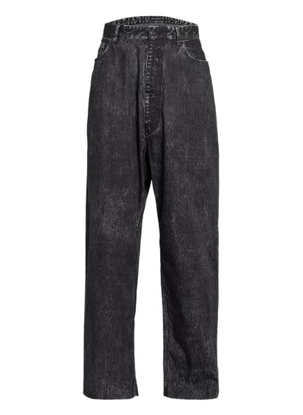 BALENCIAGA Jeans Comfort Fit, Farbe: SCHWARZ (Bild 1)