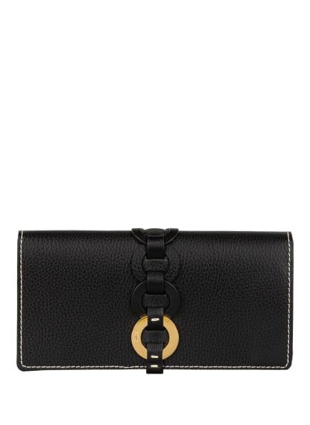 Chloé Geldbörse DARRYL, Farbe: 001 BLACK (Bild 1)