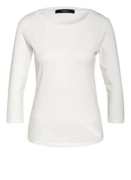 WEEKEND MaxMara Shirt mit 3/4-Arm, Farbe: WEISS (Bild 1)