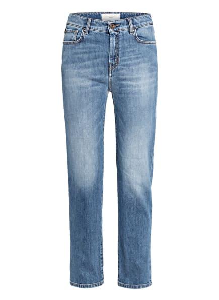 WEEKEND MaxMara 7/8-Mom Jeans, Farbe: 008 BLAU (Bild 1)