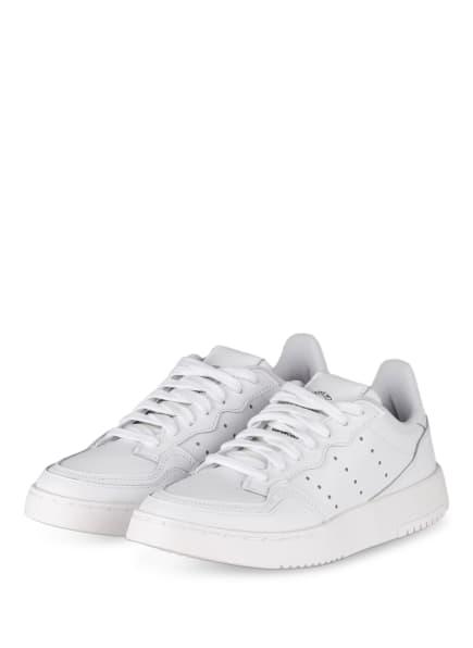 adidas Originals Sneaker SUPERCOURT, Farbe: WEISS (Bild 1)