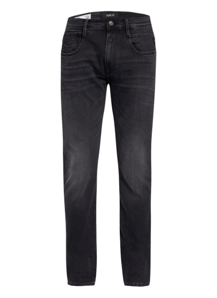 REPLAY Jeans ANBASS Slim Fit, Farbe: 097 DARK GREY (Bild 1)