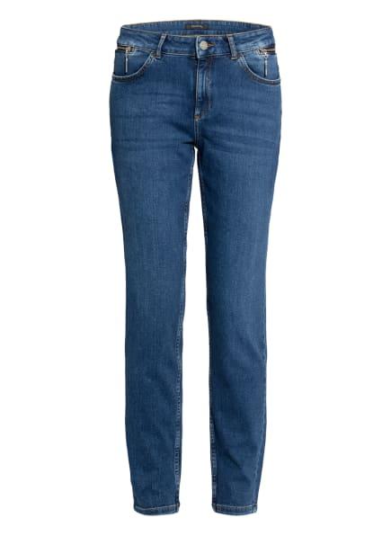 comma Skinny Jeans, Farbe: 58Z7 dark blue (Bild 1)
