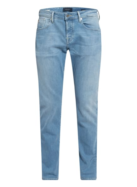 SCOTCH & SODA Jeans RALSTON Regular Slim Fit, Farbe: 3958 Blauw Trace (Bild 1)