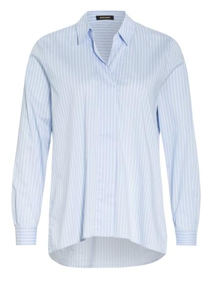 MORE & MORE Blusenshirt , Farbe: HELLBLAU/ WEISS (Bild 1)