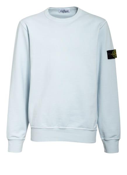 STONE ISLAND JUNIOR Sweatshirt, Farbe: HELLBLAU (Bild 1)